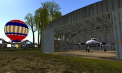 Unity Sansara Adventure Airfield