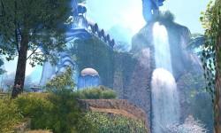 Lost Unicorn, A Unicorn Forest Sanctuary