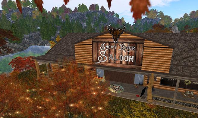 Snowy River Saloon