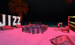 The Jizz Beach Club
