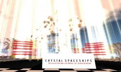 Crystal Spaceships