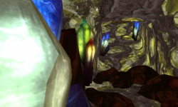 The Crystal Mines of Gianfar Peaks