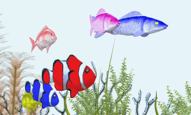 Second Pets™ Breedable Fish | Second Life