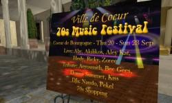 Ville de Coeur 70s Music Festival
