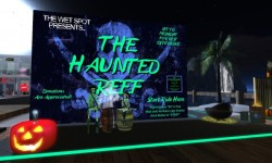 The Haunted Reef at Wet Spot Club