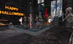 Halloween at The Werehouse
