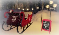 'Tis The Season - Winter Wonderland at Moochie