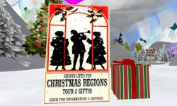 Top SL Christmas Regions Tour and Hunt