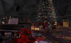 Christmas at Café des Arts
