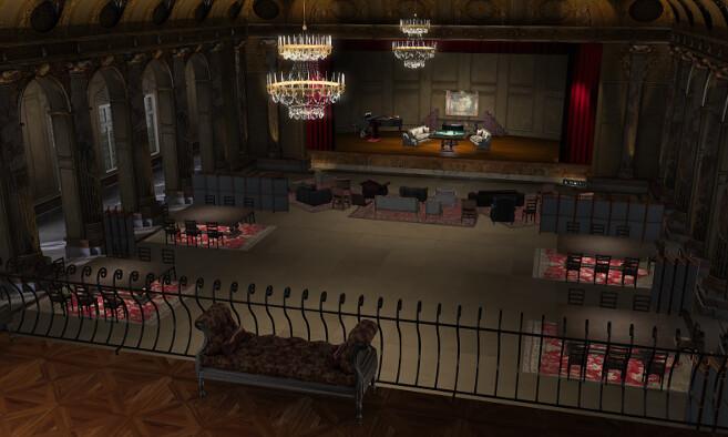 studioDire Tabletop Hall