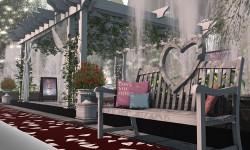 Intimate Romance Garden
