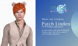 Meet the Lindens - Patch Linden