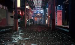 End Street