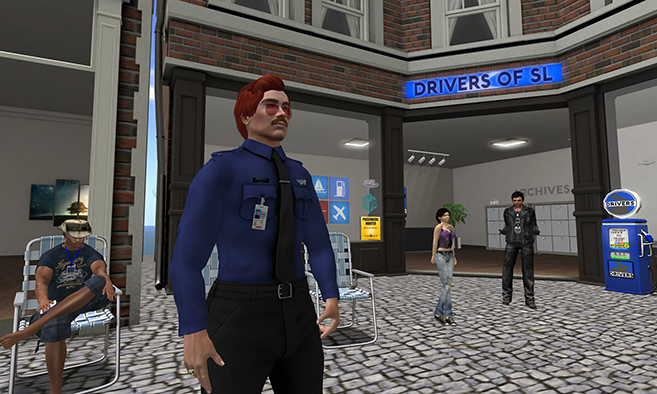 Drivers of Second Life