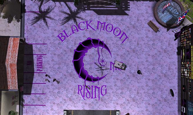 Black Moon Rising MC