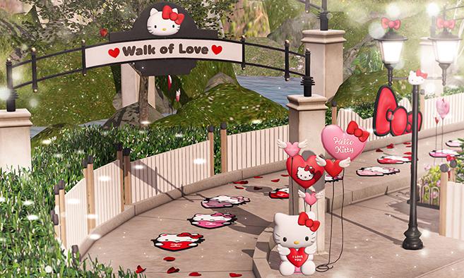 Astralia x Hello Kitty Theme Park