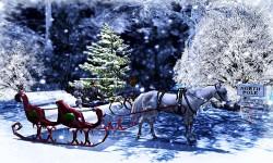 North Pole Sleigh Ride Adventure