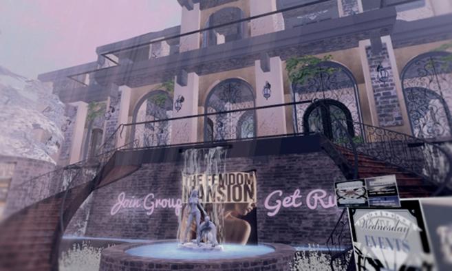 The Femdom Mansion