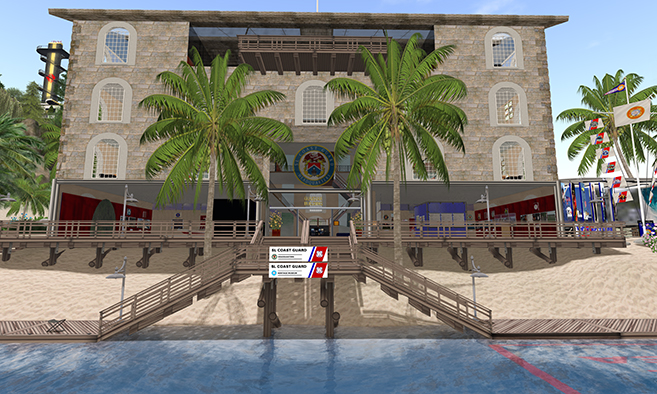 SL Coast Guard Headquarters