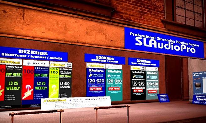 SLAudioPro Shop