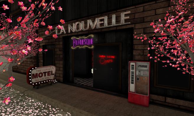 Burlesque La Nouvelle