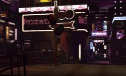 Sector Z9 // Cyberpunk/Pino 2077