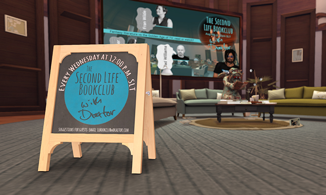 Second Life Book Club