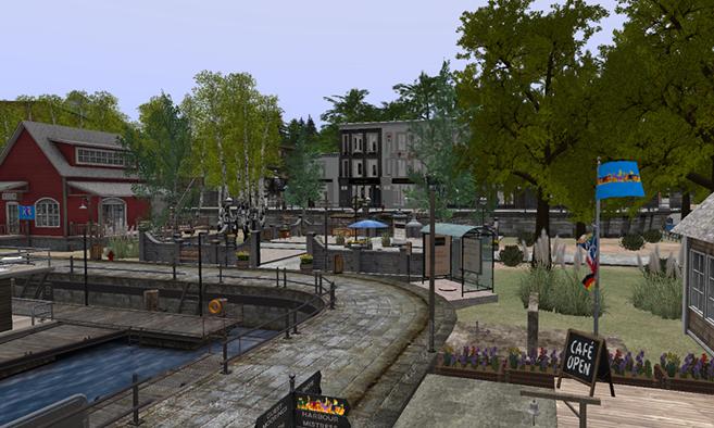 The Village at Kyral Threndor