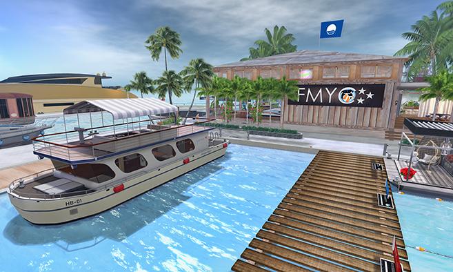 Flying Manta Yacht Club