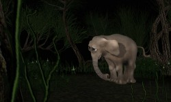 Elephants by Cica Ghost