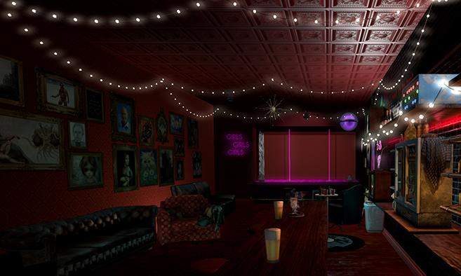 Zircon Lounge
