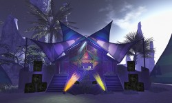 SL17B DJ Stage
