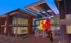 Welcome Center: A Virtual Gen Con Experience