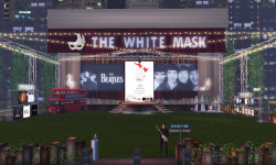 The White Mask 5 - The Beatles
