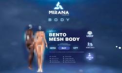 Mirana Bento Mesh Body