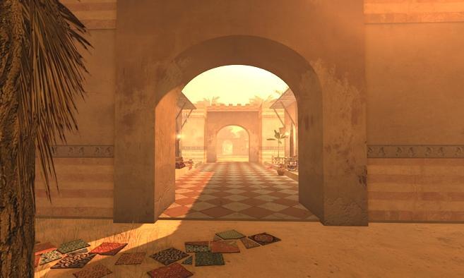 Nour - Light Of The Desert