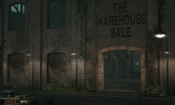 The Warehouse Sale Event