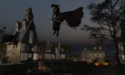 Hallows Eve at Witchmeade Village
