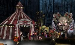 SpookTacular Interactive Haunted Mansion