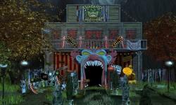 Gators MC Halloween Maze