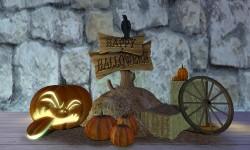 Halloween Haunted Lake