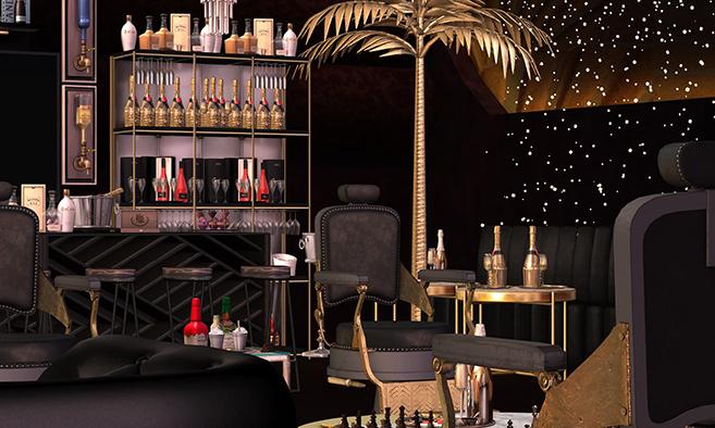 Buddha Bar Sky Lounge