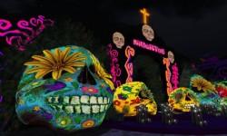 Día de Muertos Mexico