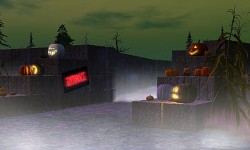 Bay City's Halloween Hay Maze
