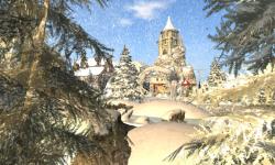 Enchanted Land of Snowflakes
