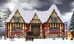 Winter Holiday Village @ Eagles Dare