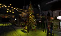 Gosau Mountain Christmas