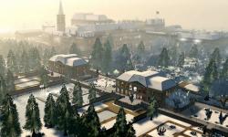 Winter at Angel Manor