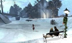 Ville de Coeur in Winter