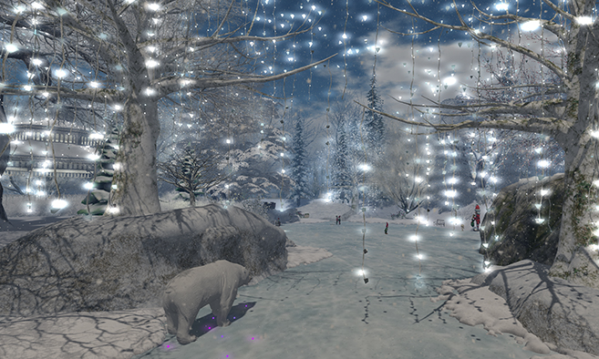 The Grove's Winter Park